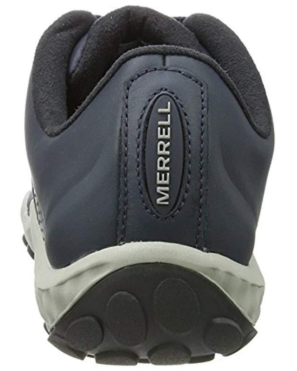 Merrell Versent LTR Perf Trainers Mens Leather Running Sports Fashion J91455