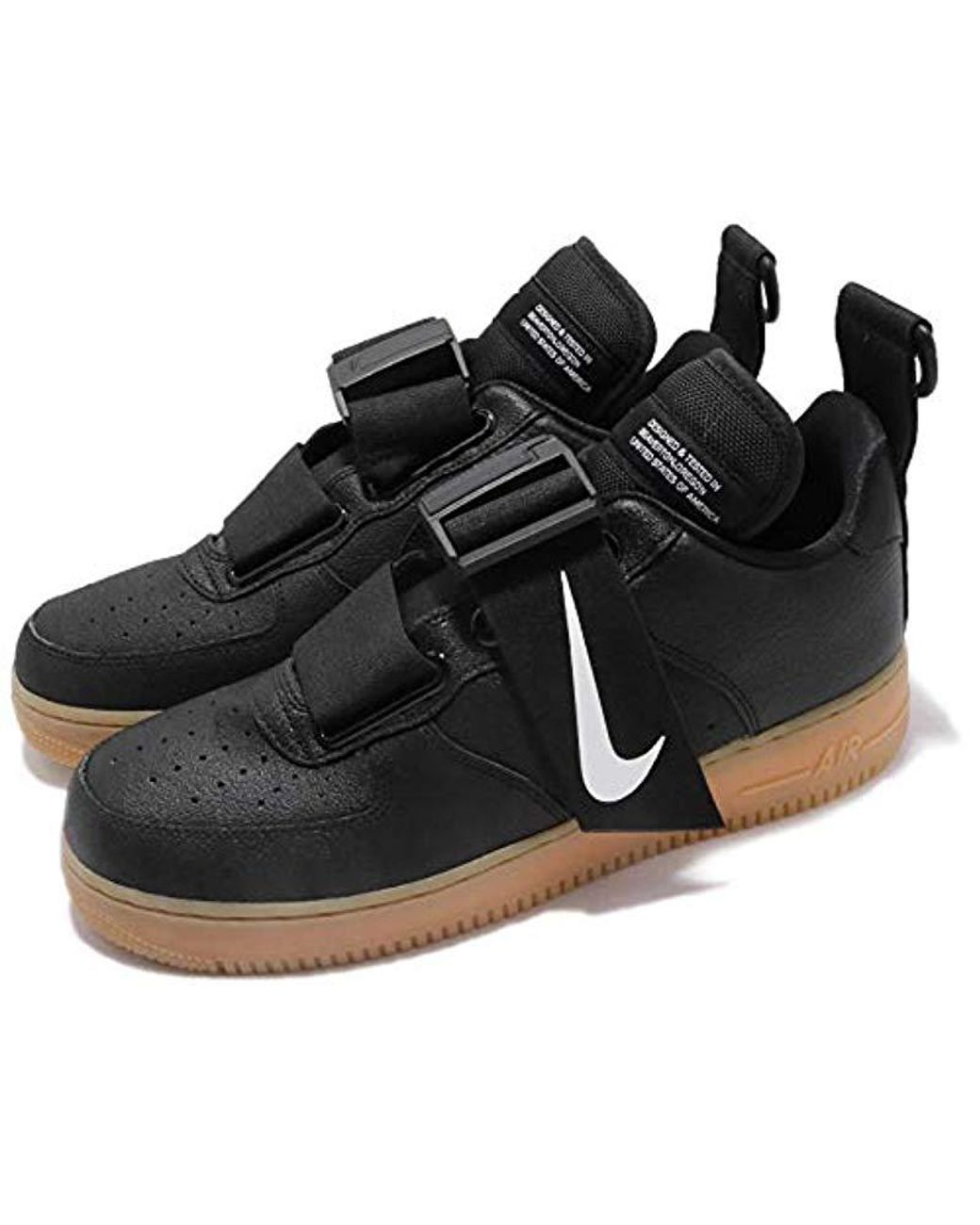 Nike Air Force 1 Utility S Ao1531-002 in Black for Men - Lyst
