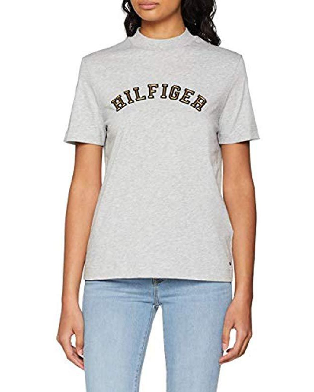 Tommy Hilfiger Slogan W T-Shirt