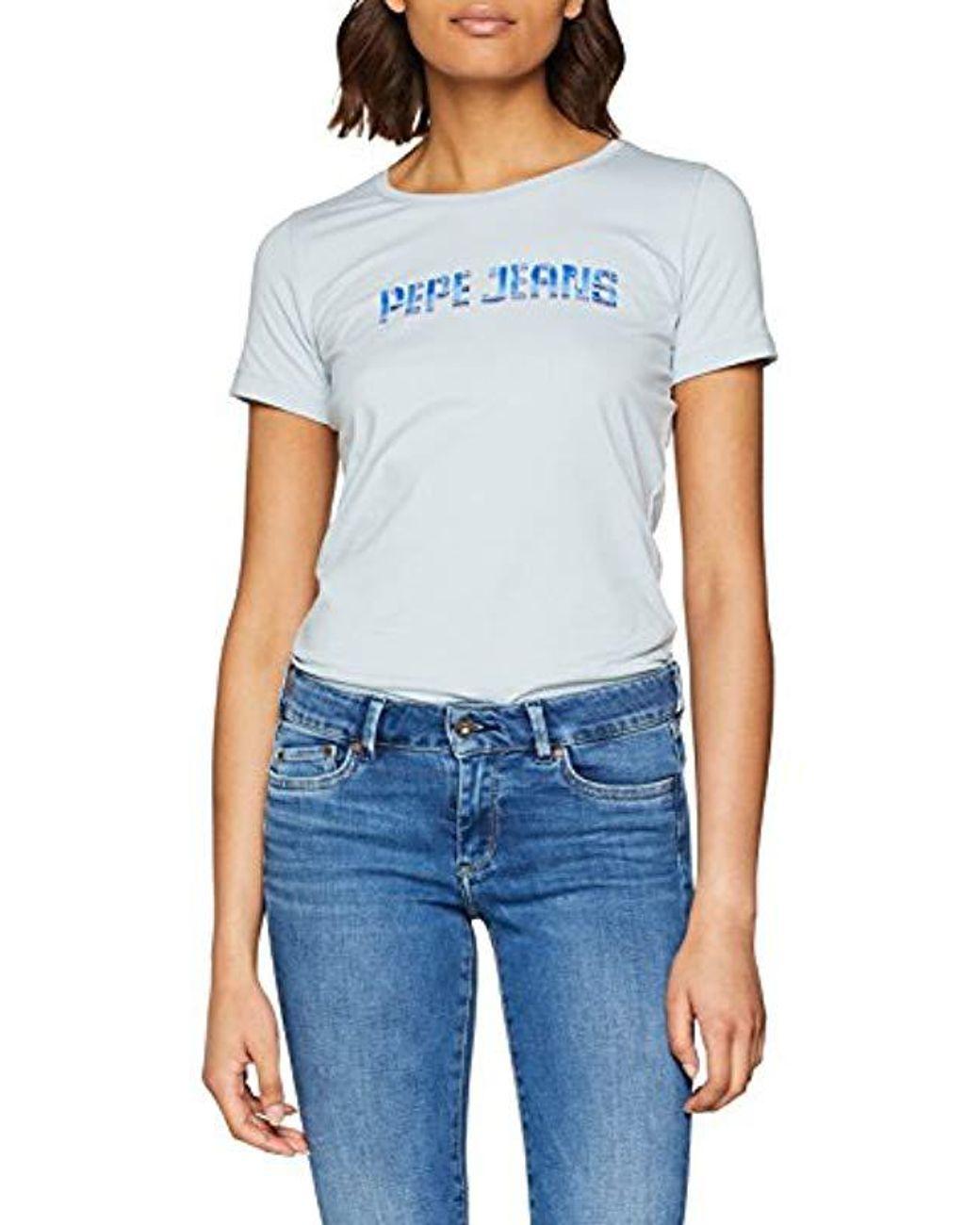 Pepe Jeans Iggy L Maglietta Donna