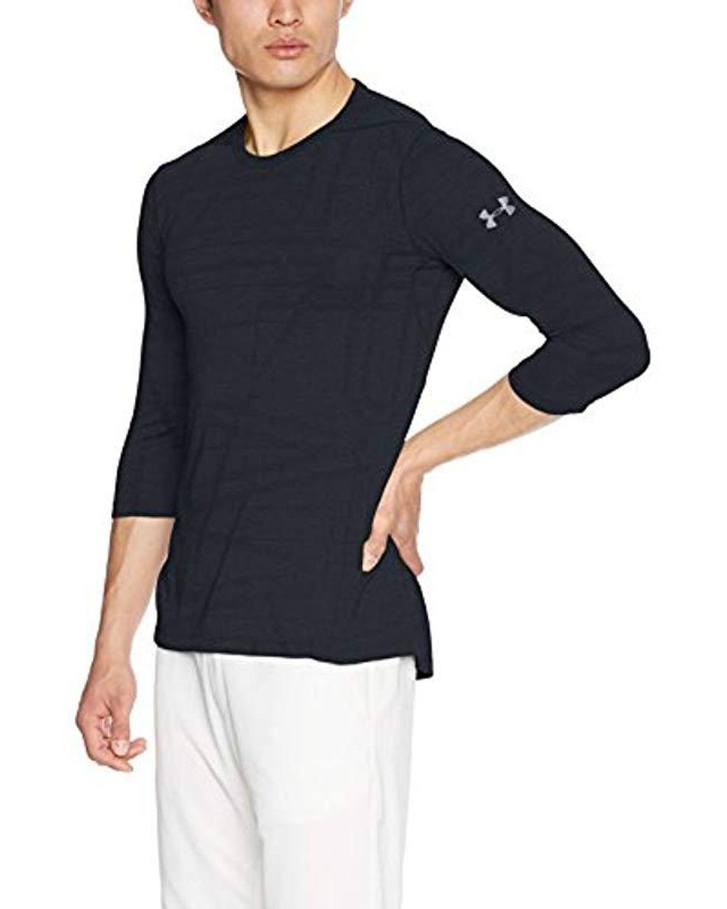 Mens Short-Sleeved Shirt Multi-Coloured Under Armour Mk1 SS EU SMU Mens 77-1323415