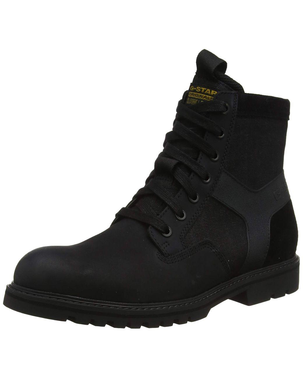 Regatta Brockhurst Mens Boots-Noir