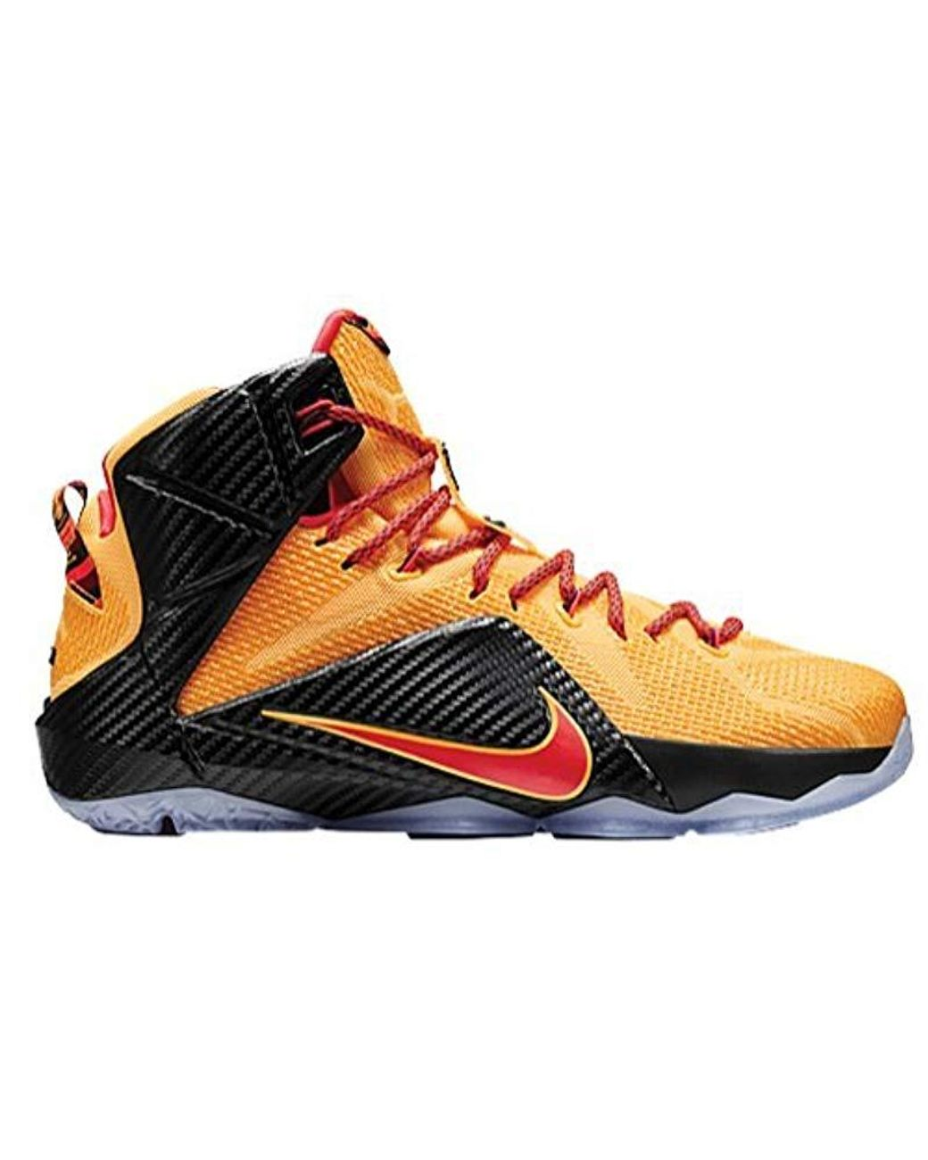 on sale d9801 6d21b Men's Lebron Xii 12 S Hi Top Basketball Trainers 684593 Trainers Shoes