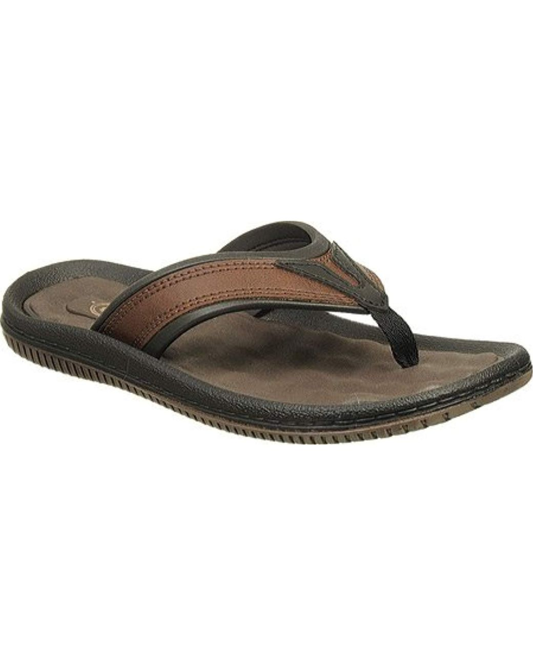 452e91482 Lyst - Dr. Scholls Dr. Scholl s Donnar Flip Flop in Black for Men