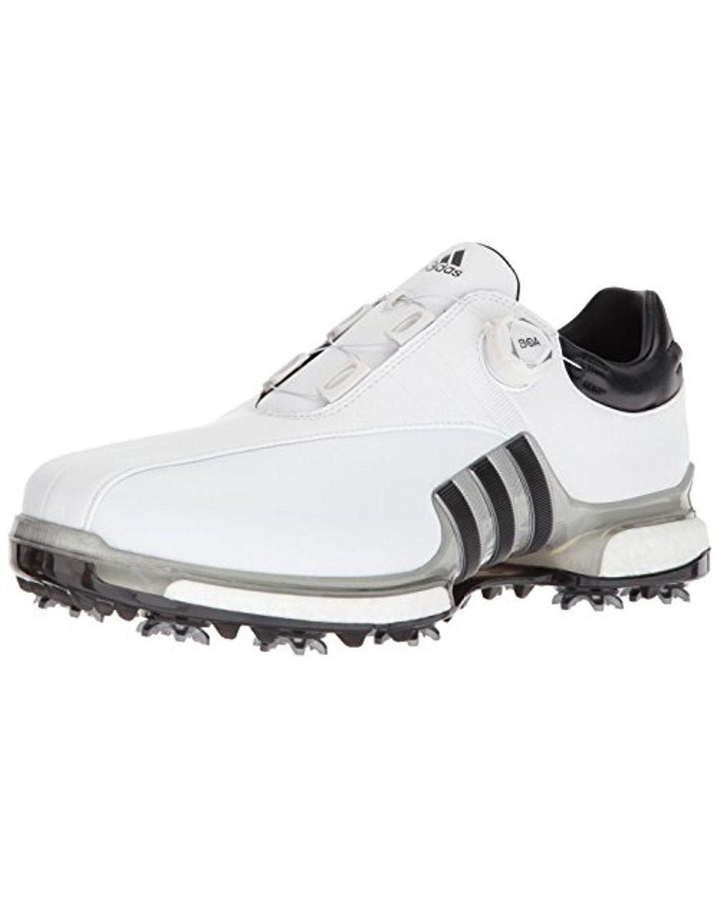 san francisco 809ce bf530 Men's White Tour360 Eqt Boa Golf Shoe