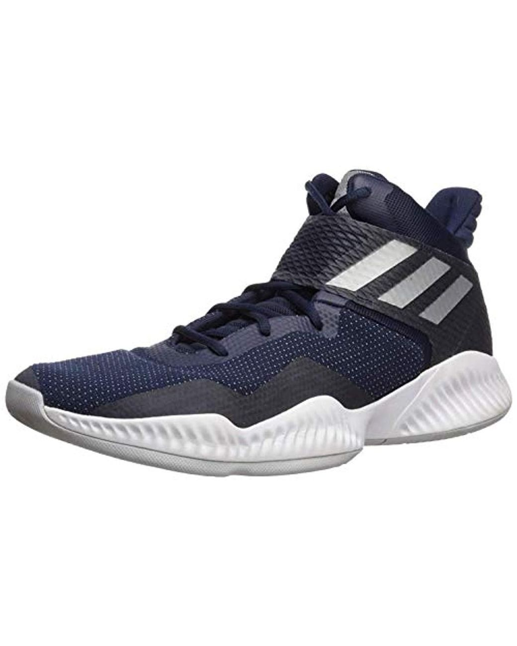 7576a9574c1 Lyst - adidas Originals Pro Bounce 2018 Basketball Shoe in Blue for Men
