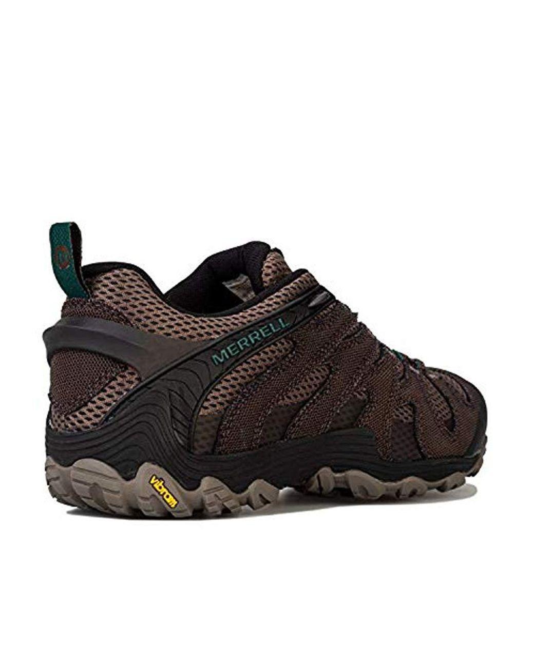 Merrell Mens Chameleon 7 Lightweight Breathable Mesh Hiking Shoes