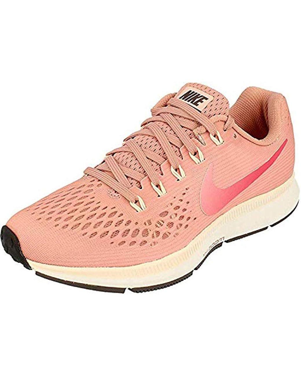 emoción Acuoso Requisitos  Nike Synthetic Air Zoom Pegasus 34 (w) Wide Running Shoe 880561 ...