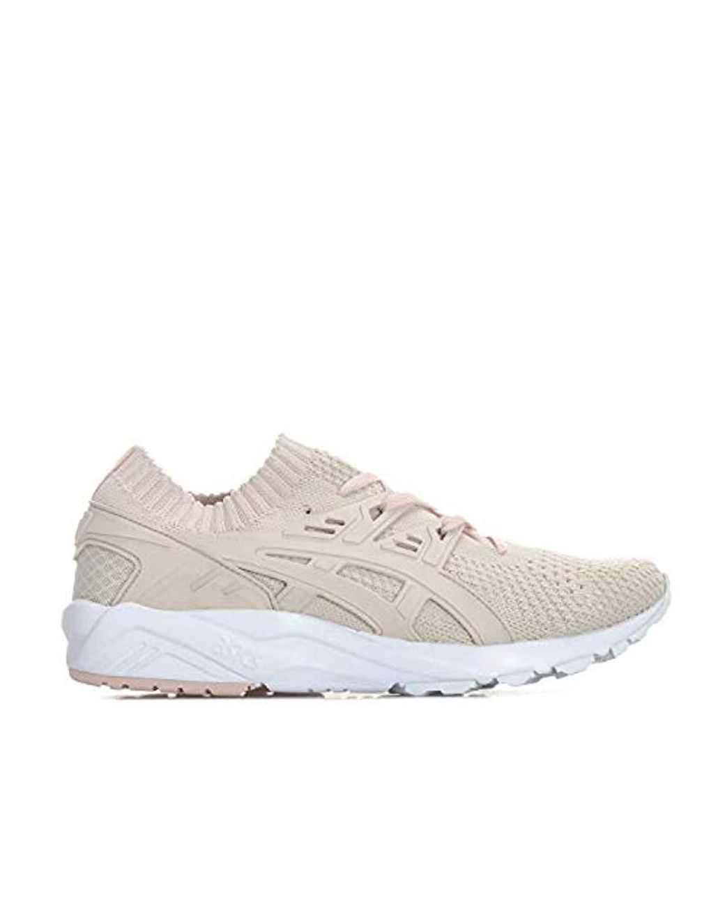 Asics Women's Gel Kayano Knit Lo H7N6N Lace Up Trainer Birch