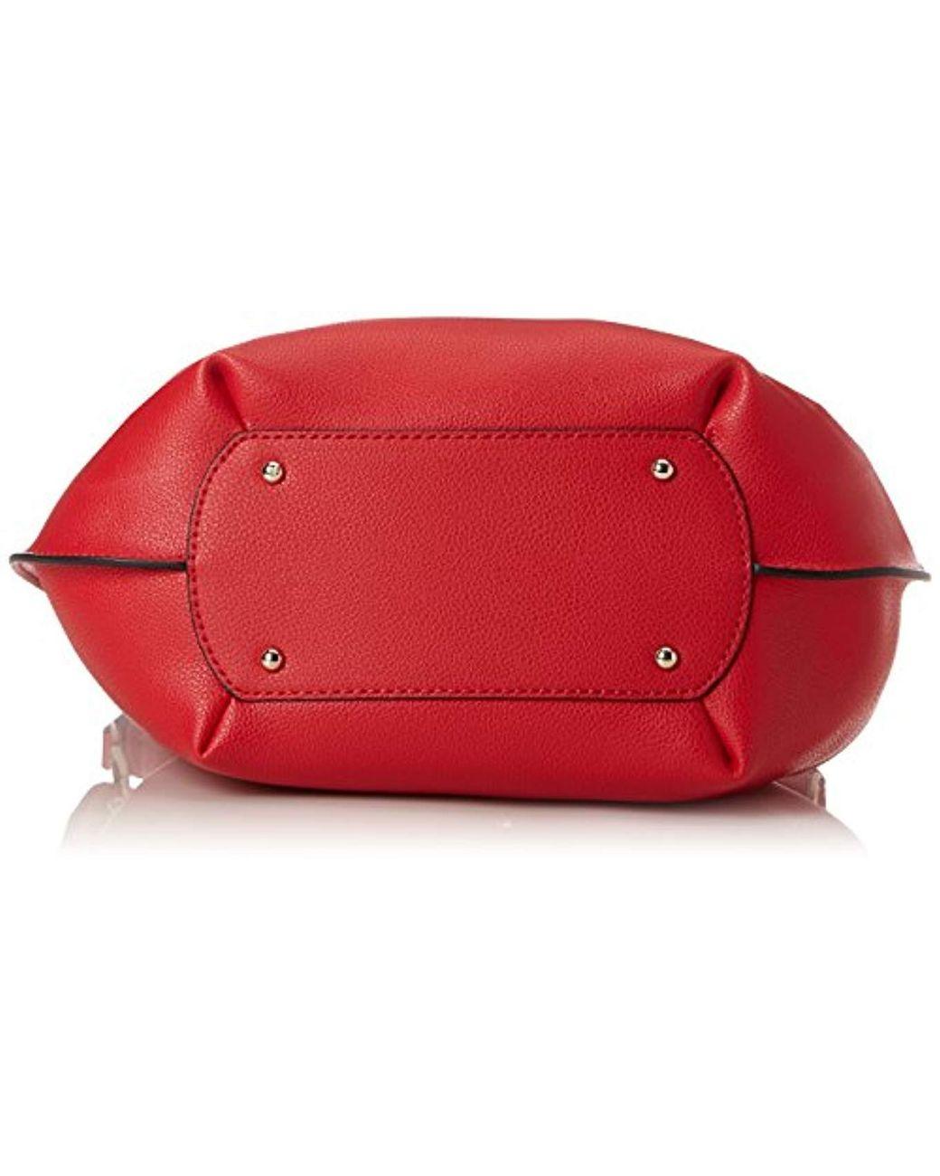 30abcffa0c Hwvg6853030, Cartables Guess en coloris Rouge - Lyst