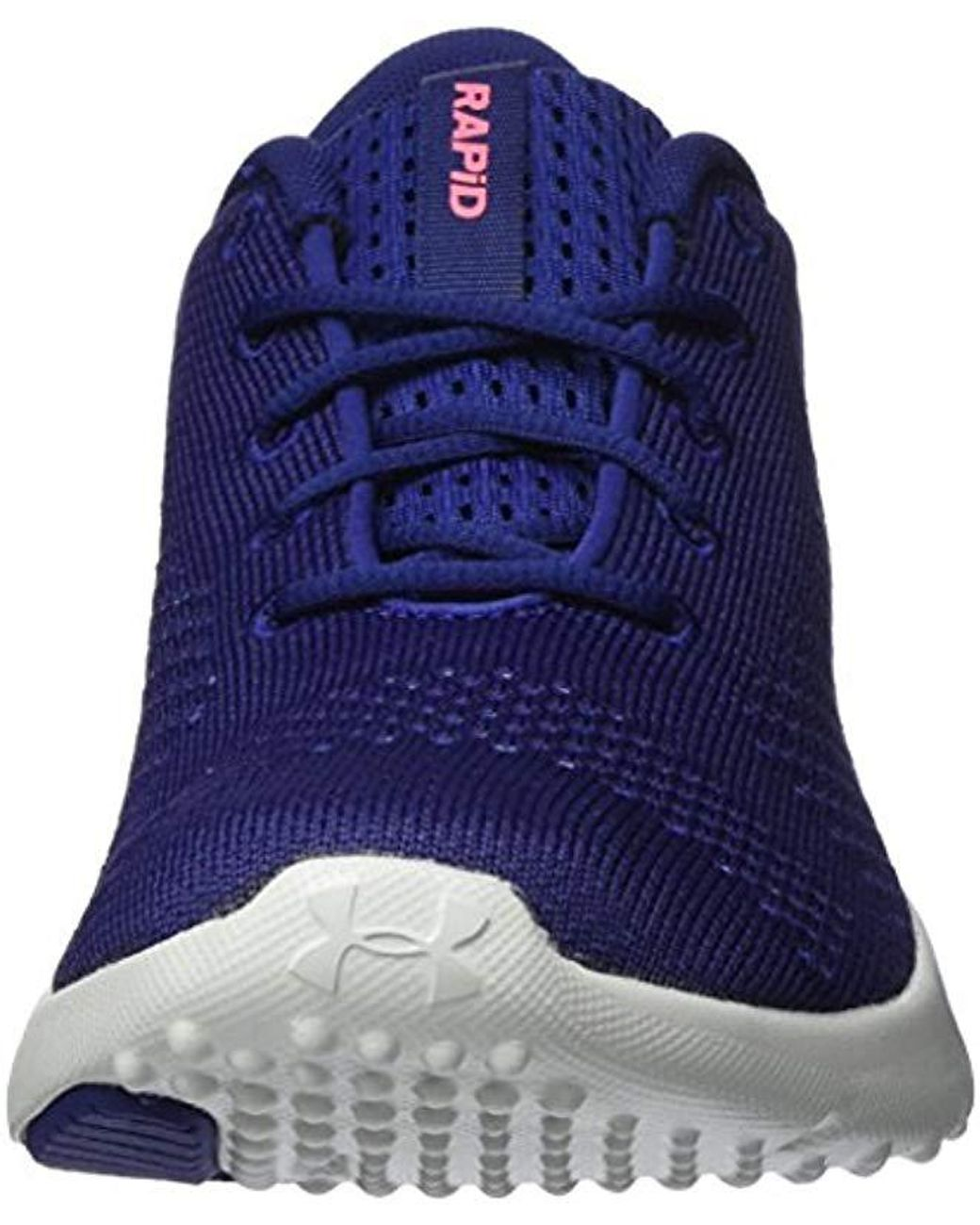 Under Armour Rubber Ua W Rapid, Competition Running Shoes