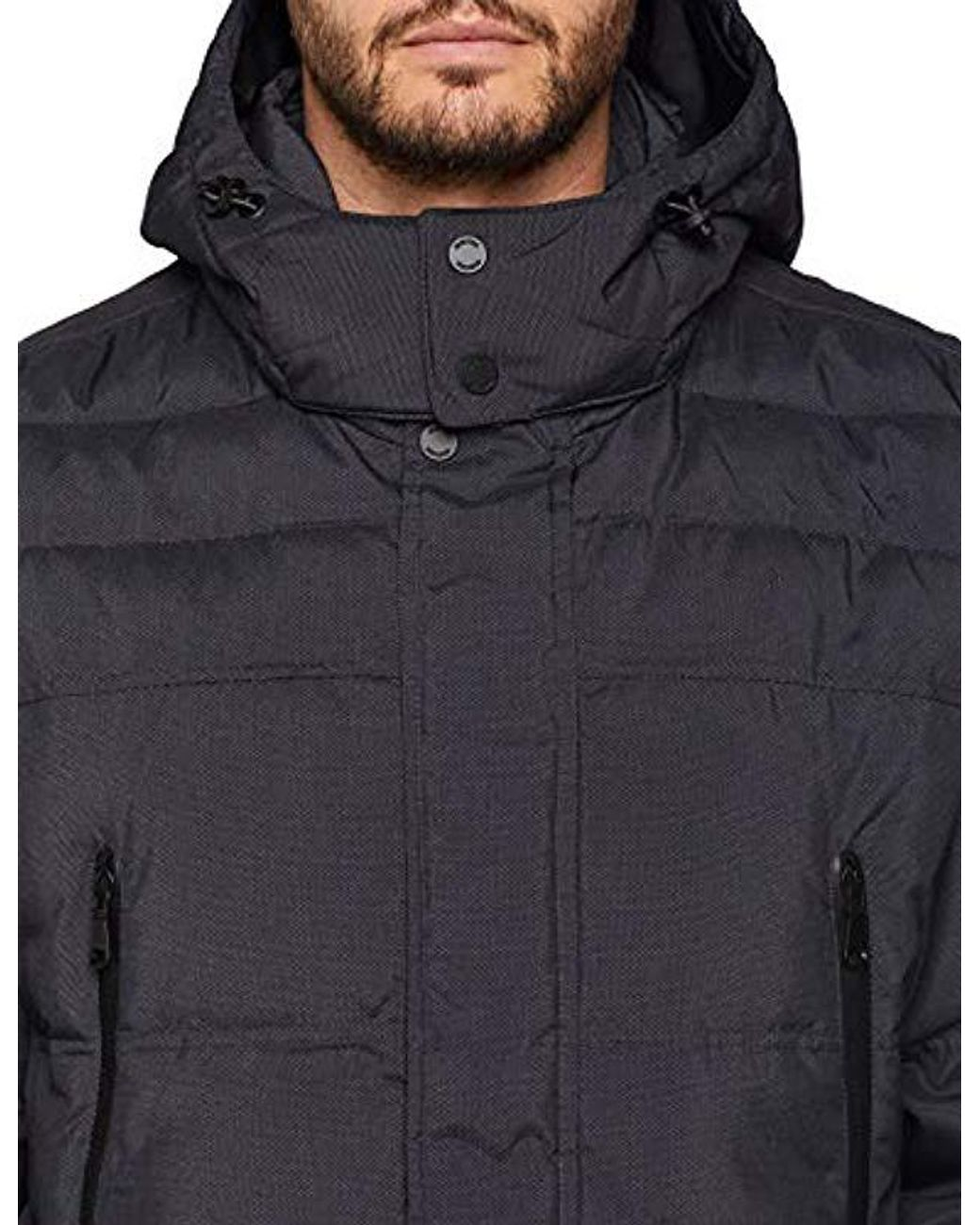 judío Endulzar Inconcebible  Geox M Sanford Ropa Impermeable para Hombre Hombre Ropa de abrigo