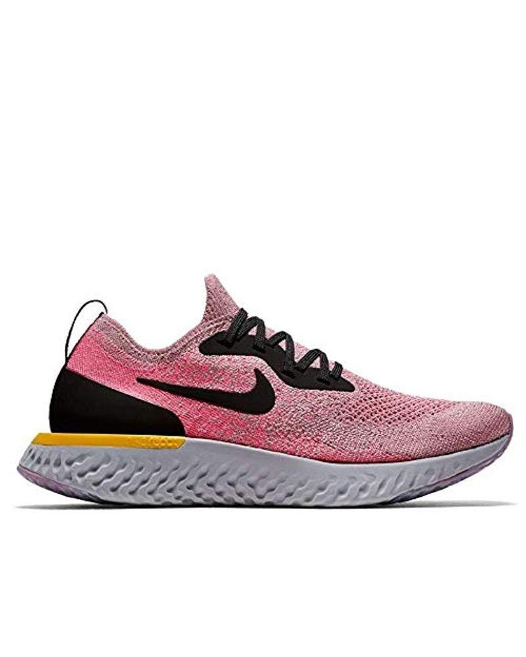 Nike AQ0070 600 Damen Nike Epic React Flyknit Laufenschuh