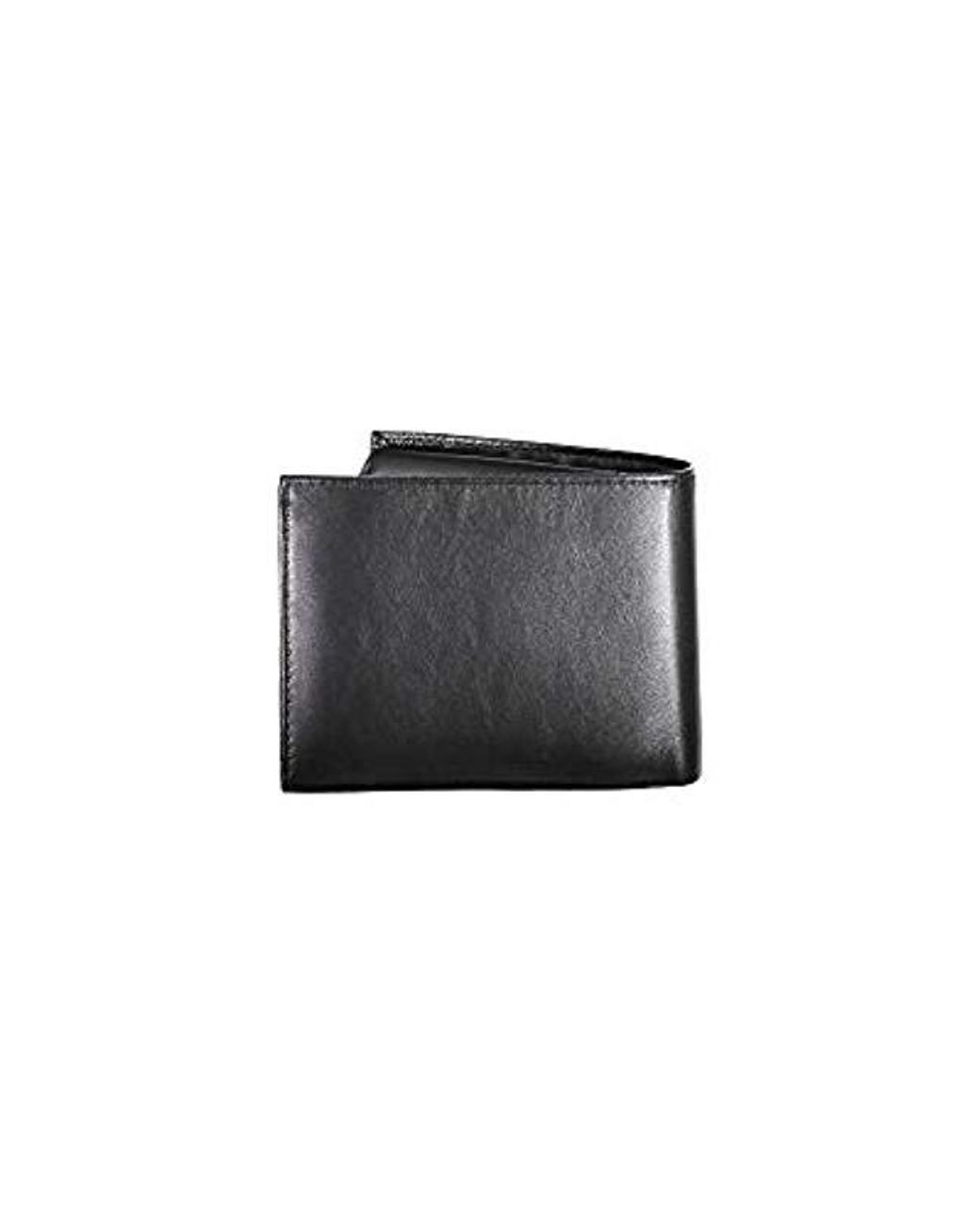 brand new 85ec5 1aefb Men's Black Am0am04202 Portafoglio