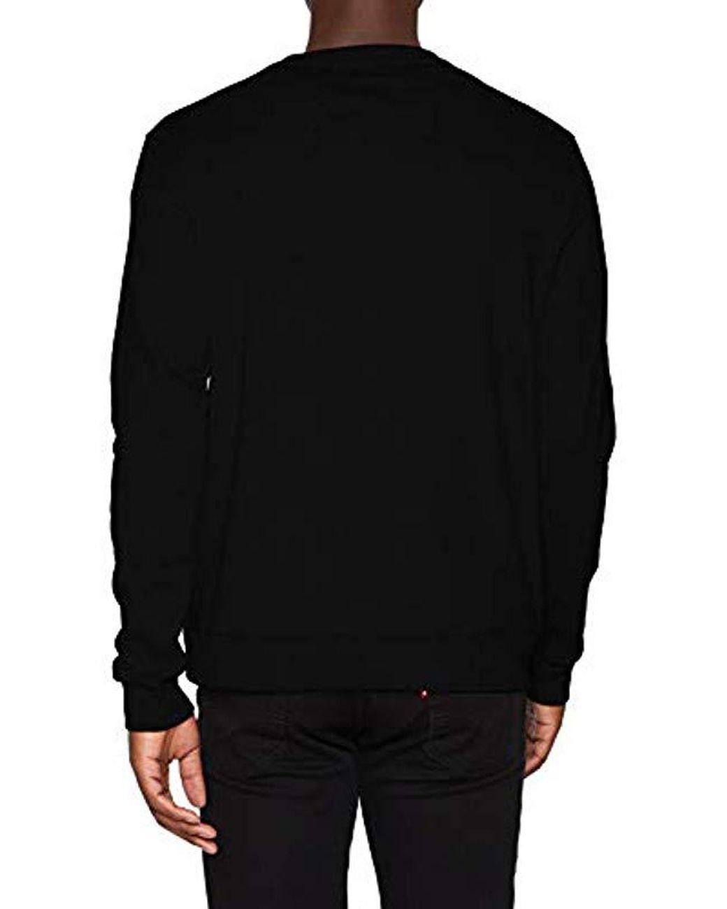 8059aa3724c Men's Black Dicago U3 Sweatshirt