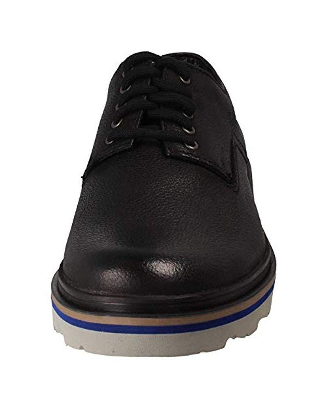 Clarks Mens ** Smart Frelan Walk ** Burnished blue leather ** UK 8,8.5,9,9.5 G