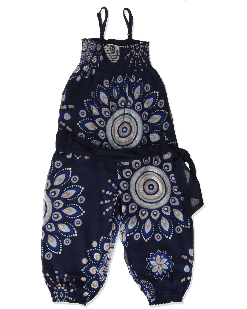 Desigual Pant/_mel/ón Pantalones para Ni/ñas