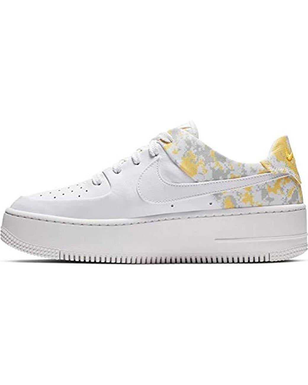 Nike Womens W Air Force 1 Sage Lo PRM