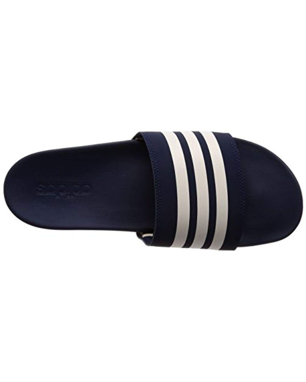 pizarra coger un resfriado Invalidez  Mono Zapatos de Playa y Piscina para Hombre adidas Adilette CF Chanclas