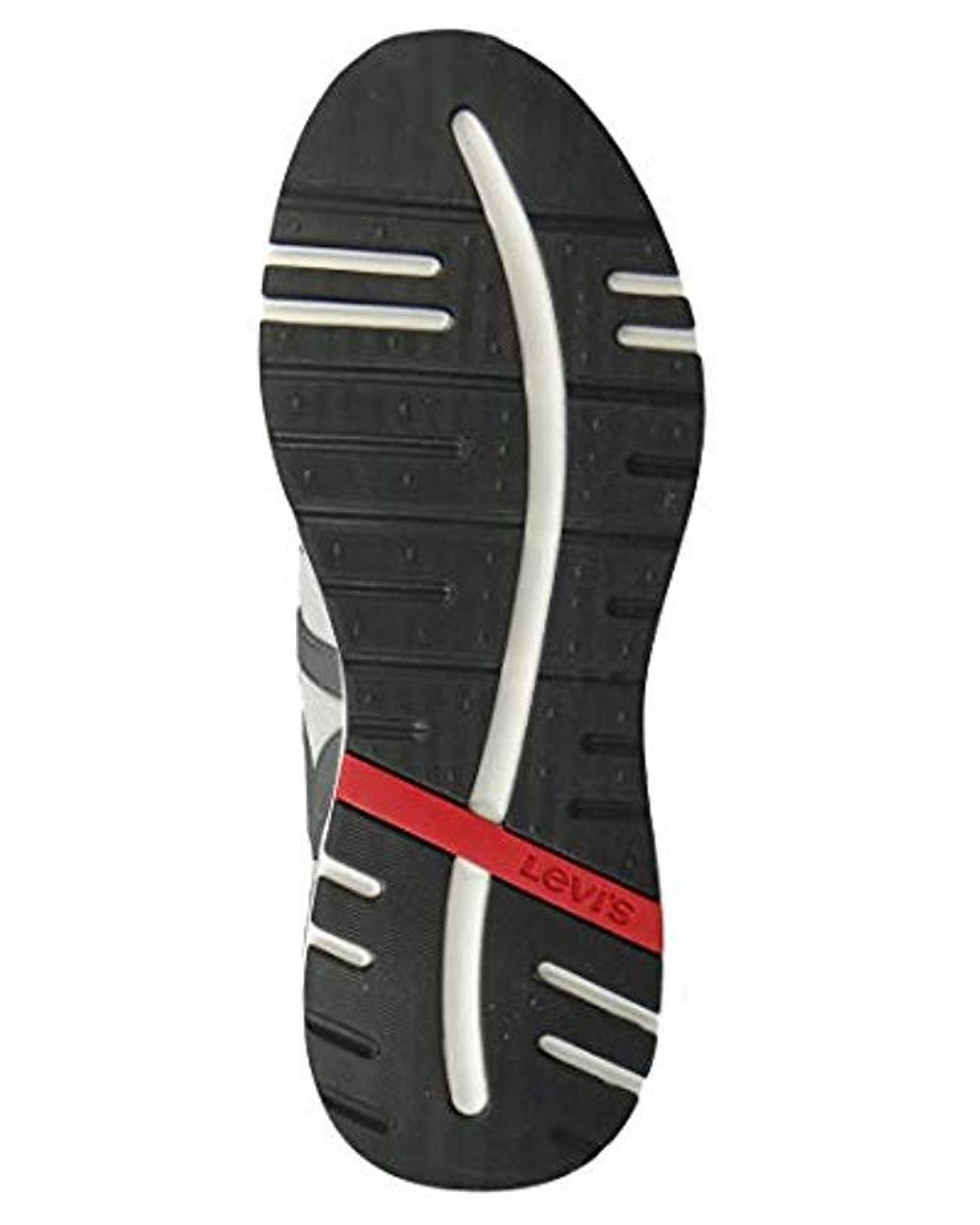 Levis Sutter 229803 750 59 Herren Sneaker Regular Black Schwarz