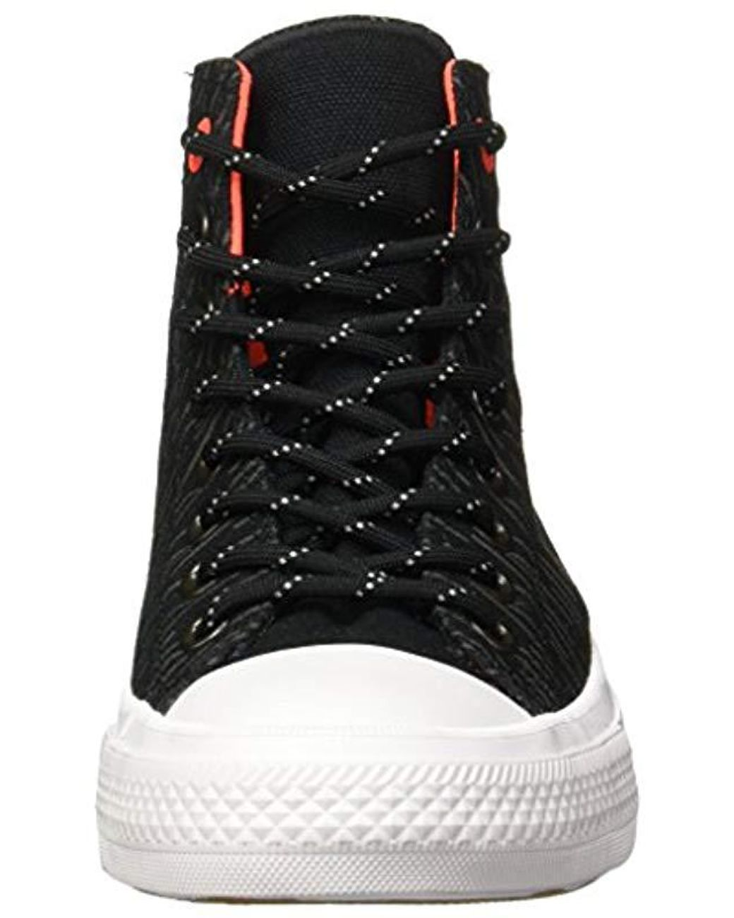 4d177bbdf5180 Converse Ctas Ii Hi Shield S Trainers in Black for Men - Save 71% - Lyst