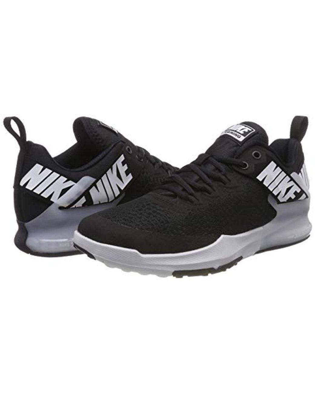 c27ec73d6316c6 Nike Zoom Domination Tr 2 Gymnastics Shoes in Black for Men - Lyst