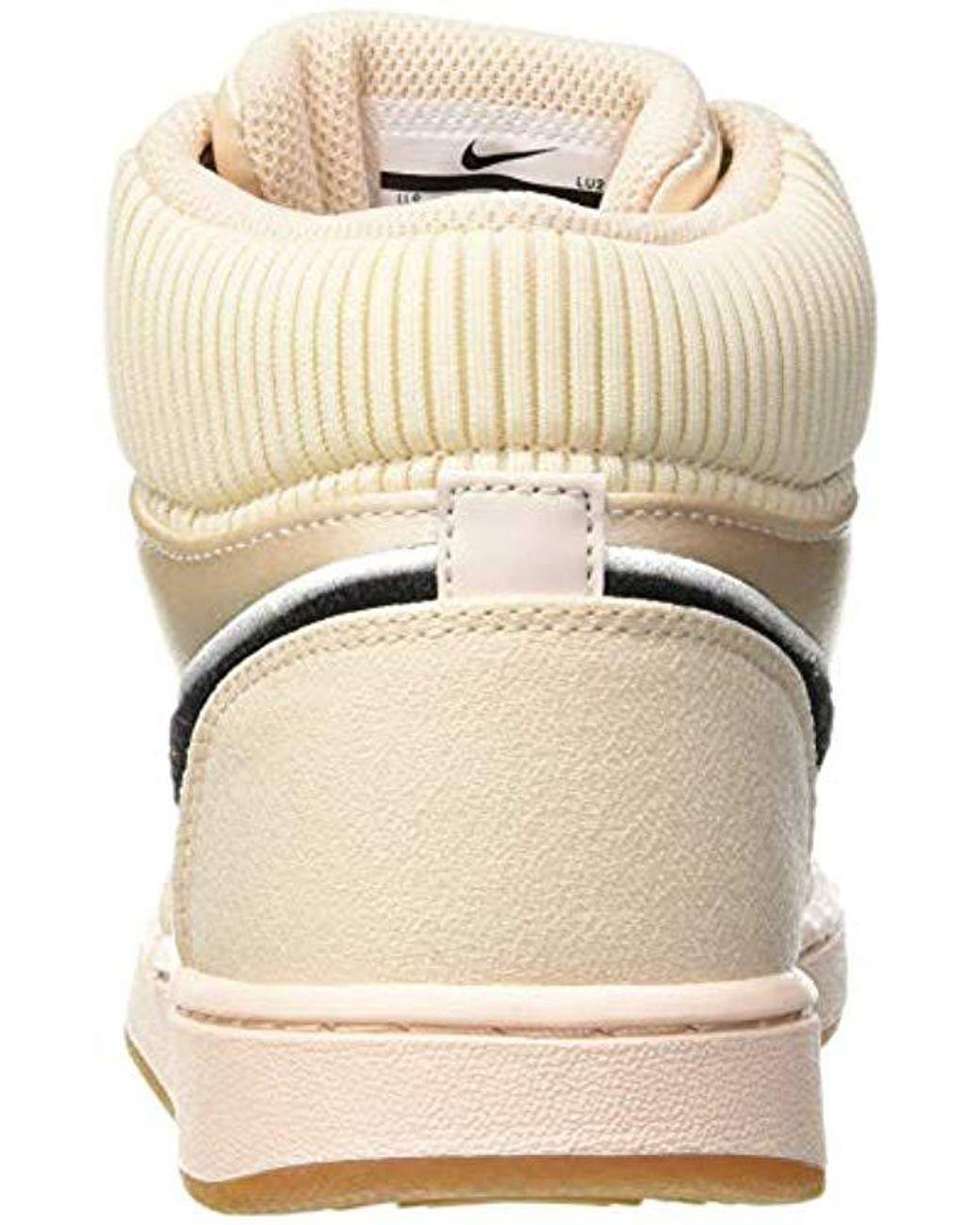 zapatillas con aire de nike rosas y blancas