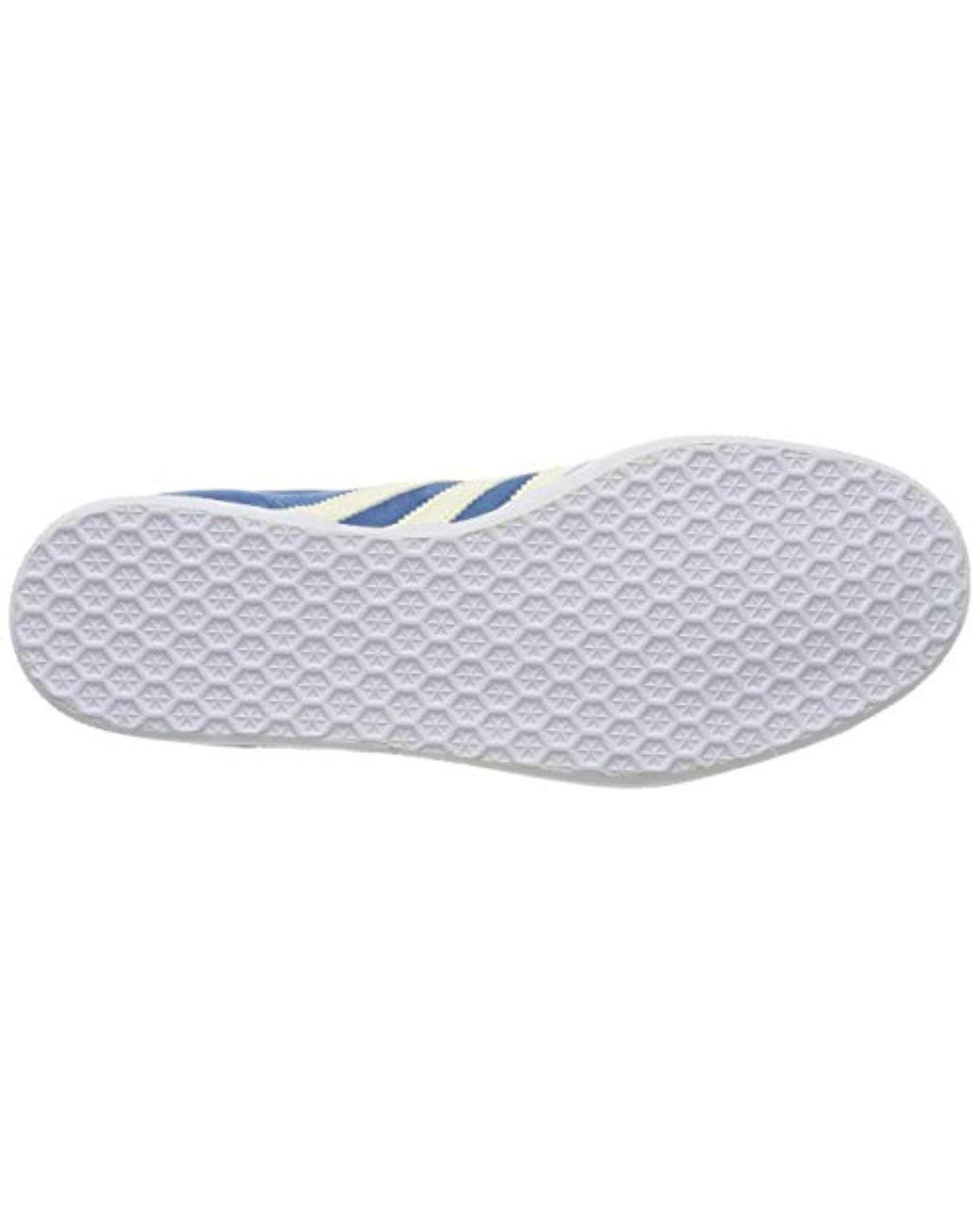 adidas Originals GAZELLE Marine Gratis levering | Spartoo