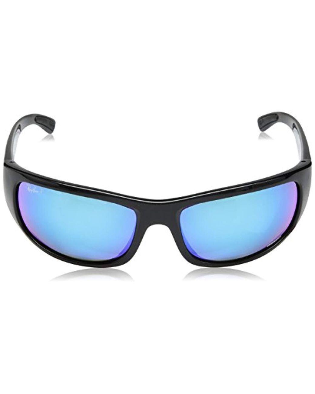 0RB4283CH Gafas de sol, Black, 45 para Hombre Ray Ban de