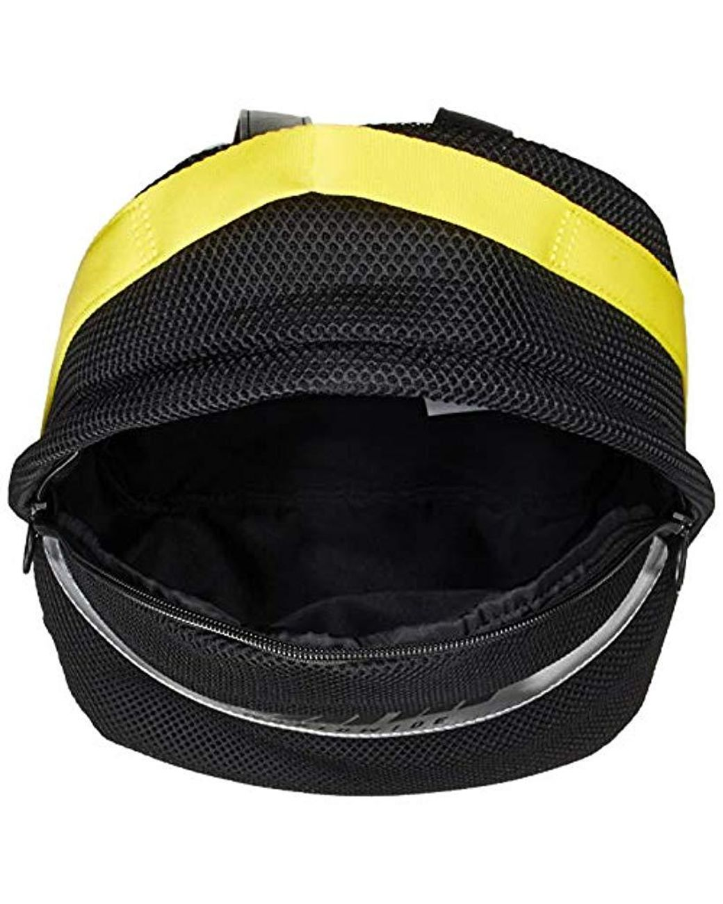 Puma Prime Street Archive Rucksack Damen schwarz gelb
