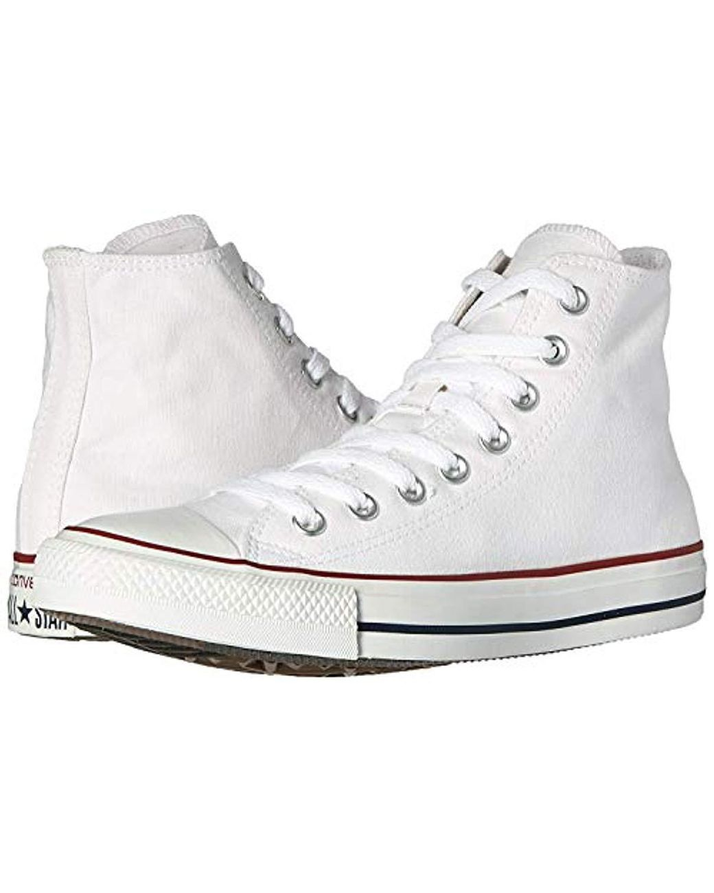 Converse Unisex Chuck Taylor All Star Ox Basketball Shoe (7.5 B(M) US Women 5.5 D(M) US Men, Optical White)