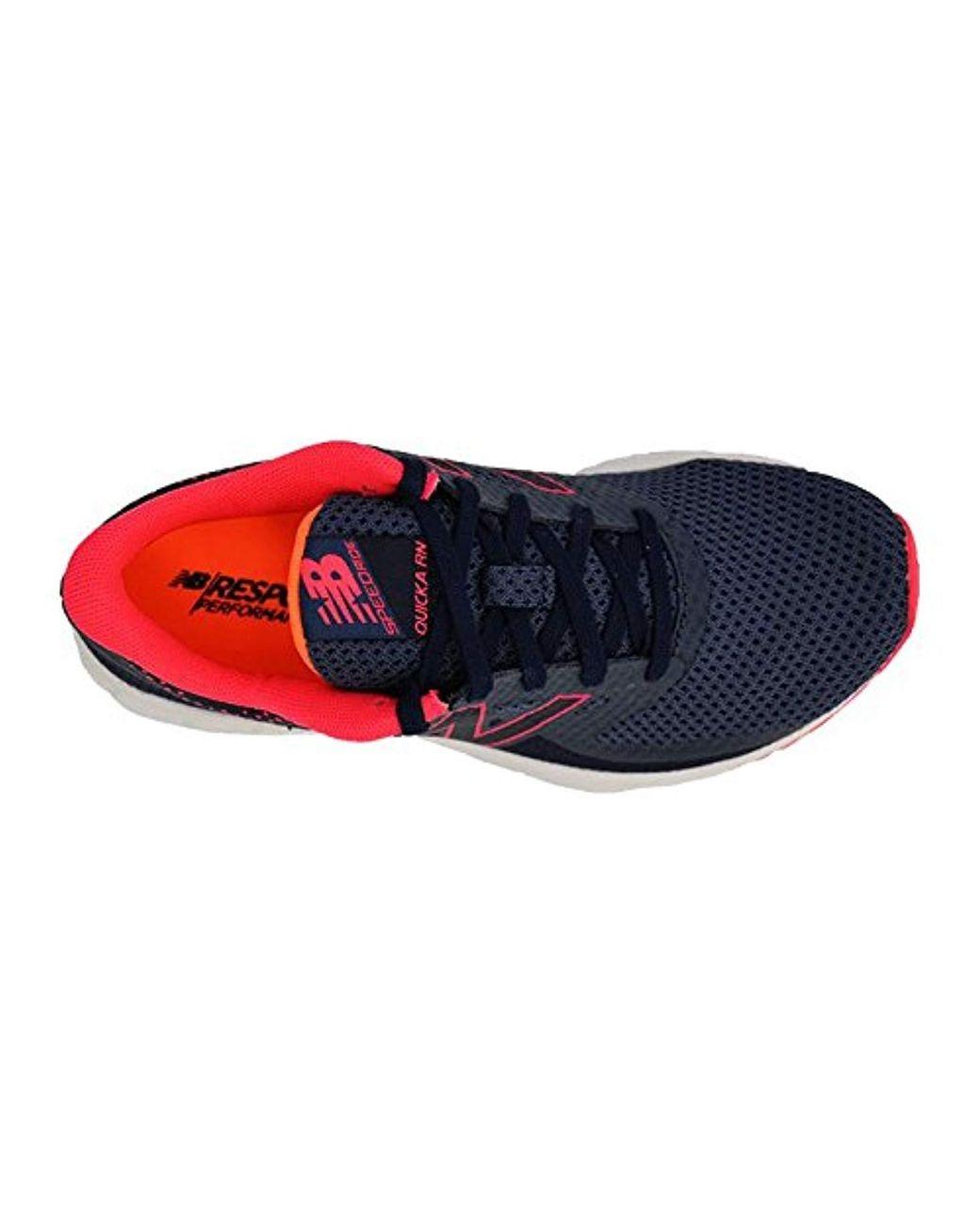 chaussures de running homme new balance quicka rn