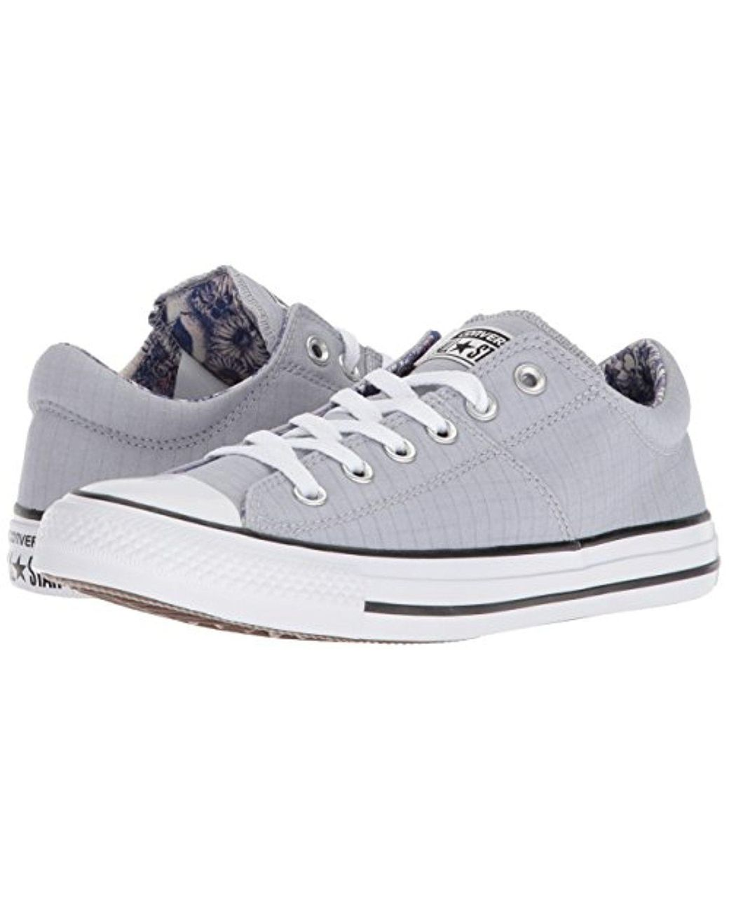 489af684bd59e Women's Gray S Madison Utility Chambray Low Top