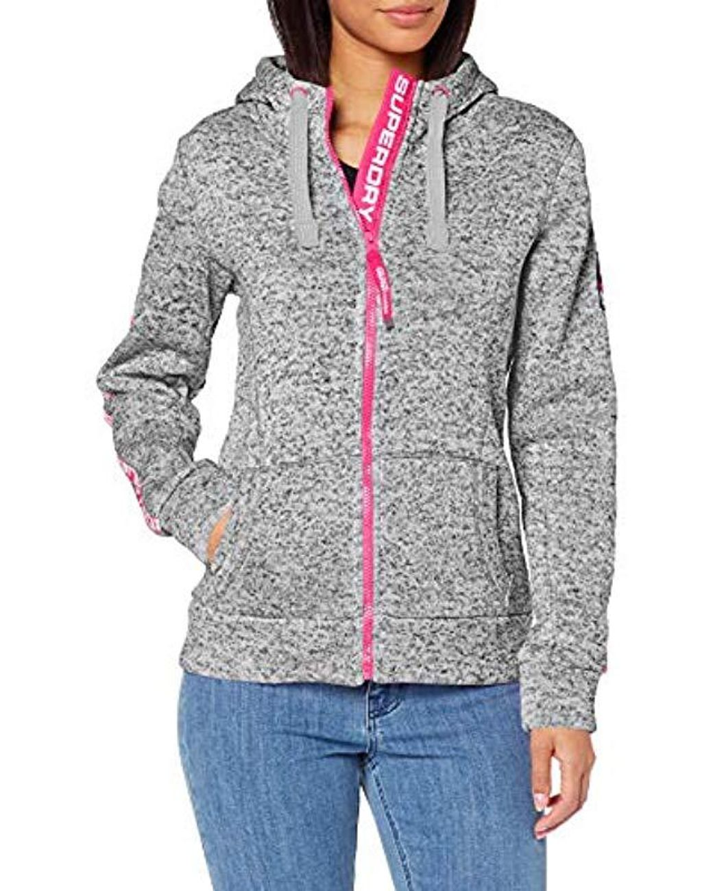Superdry Sweat MODELE SD Storm Ziphood