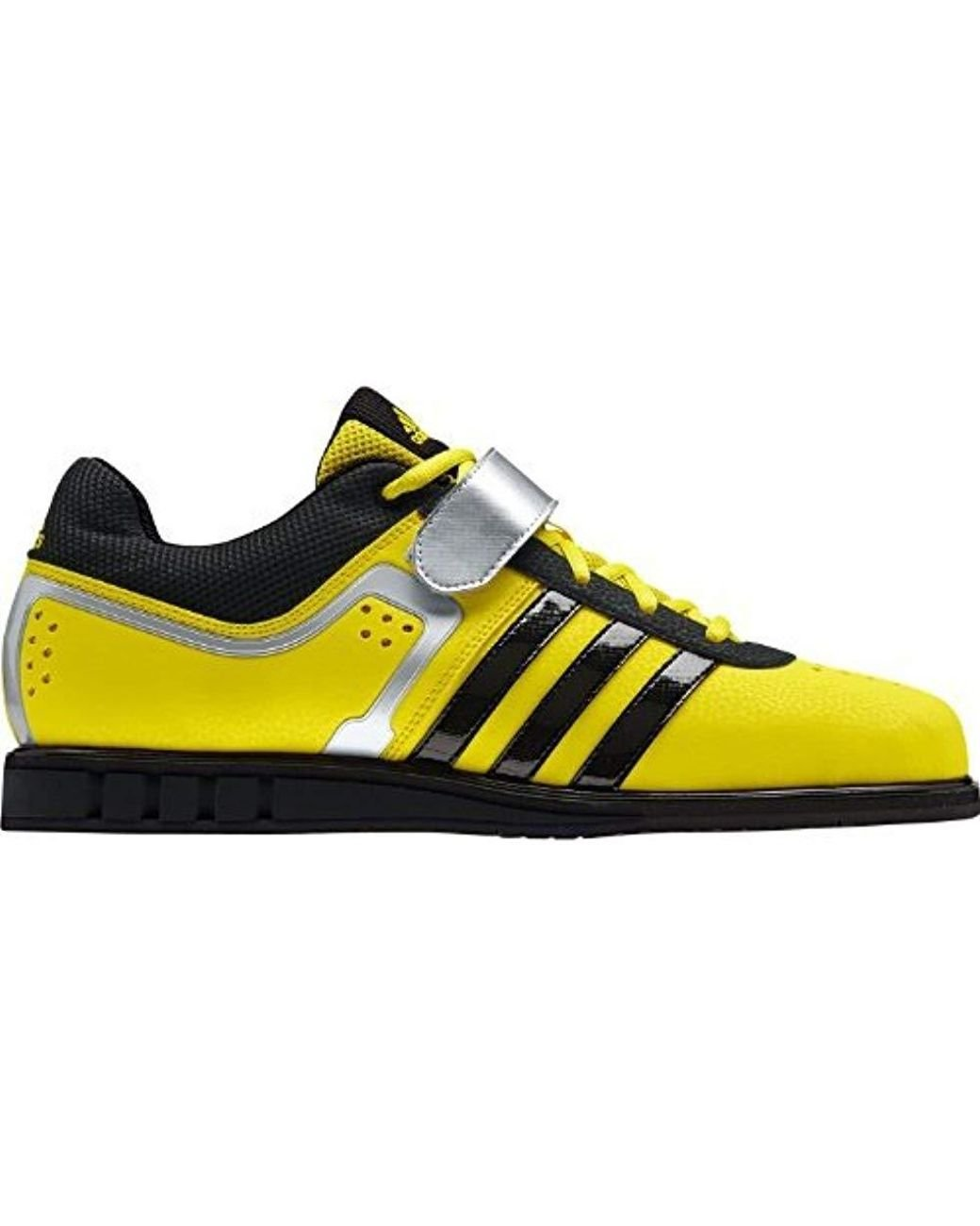 Men's Yellow Power Perfect Ii, Multisport Indoor Shoes