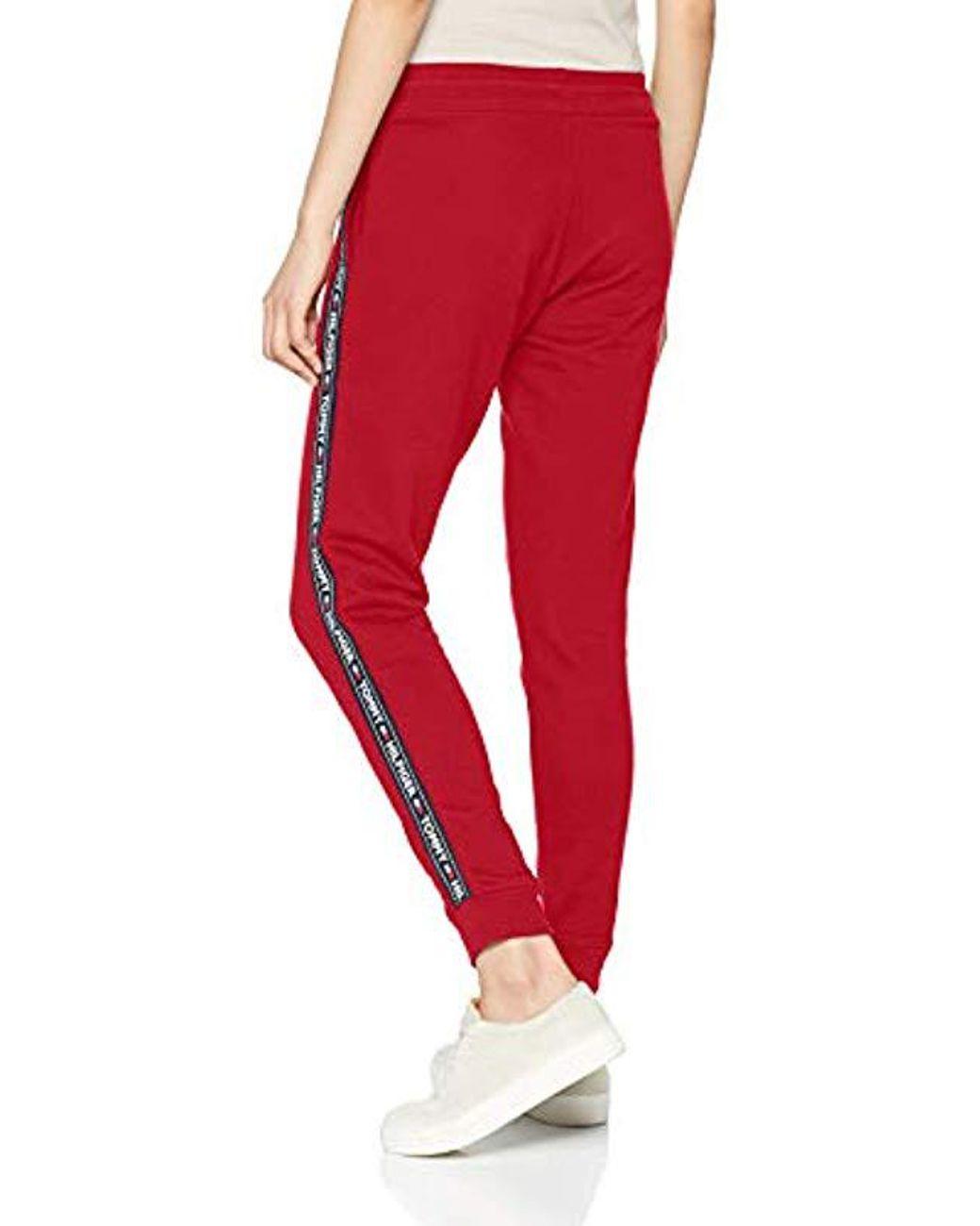Mujer Tommy Hilfiger Legging Gold Set Ls Print Pantalones De Pijama Para Mujer Ropa Celp Es