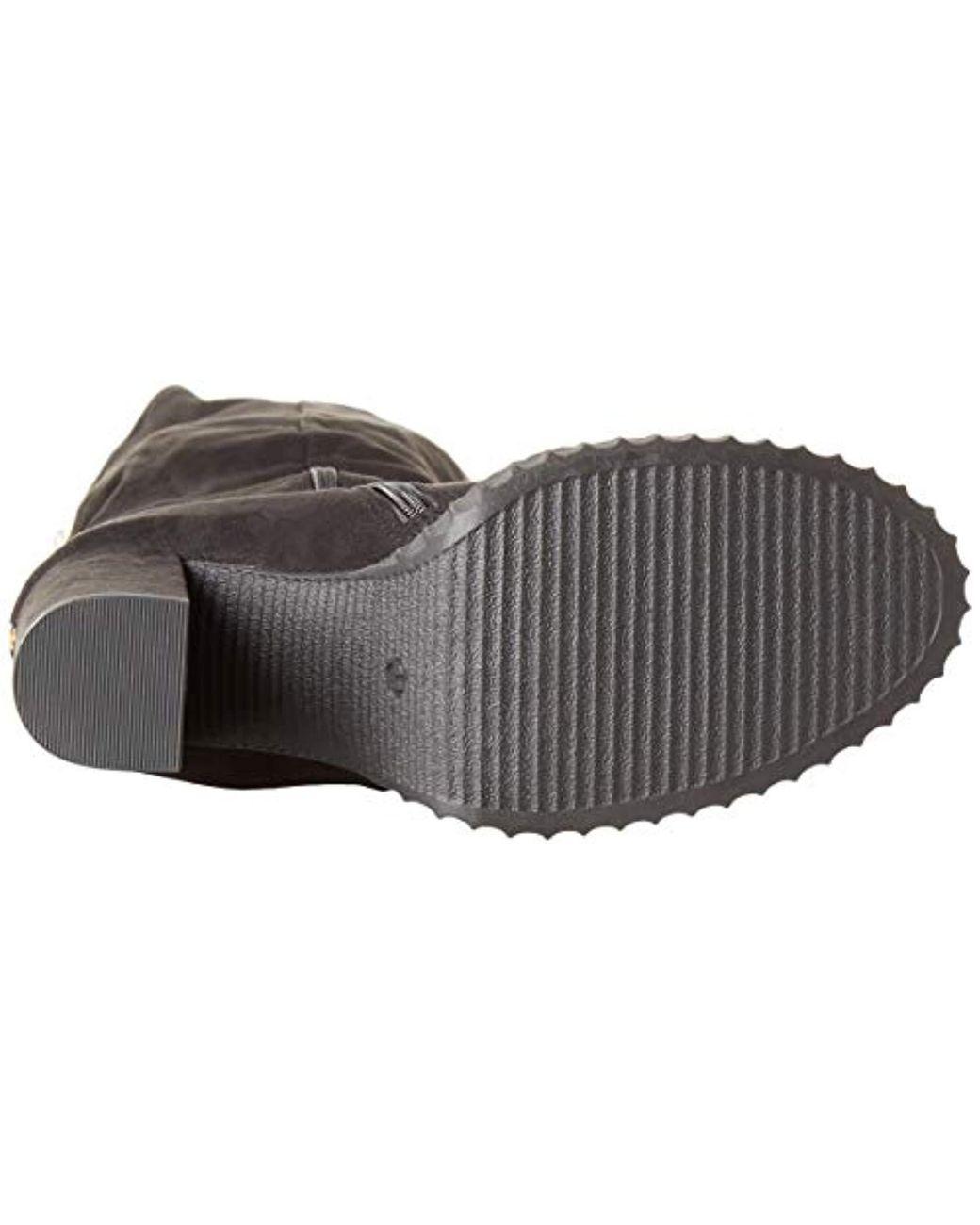 Guess Dolores, Bottes Hautes Femme: : Chaussures et