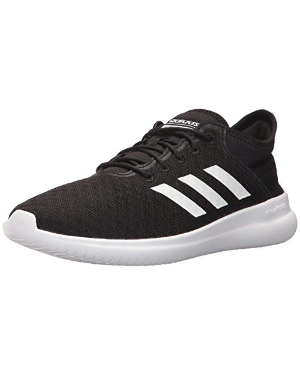 Women's Neo Cf Qtflex W Running Shoe, Whiteblack, 6 B (m) Us