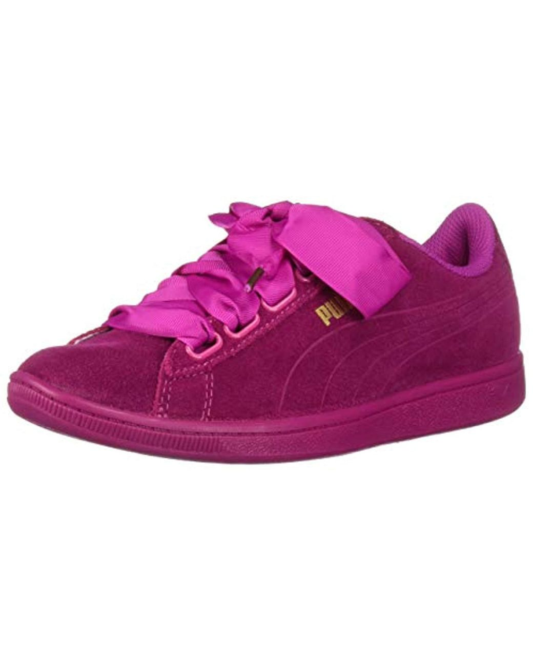 Vikky Women's Purple Women's Ribbon Women's Sneaker Purple Ribbon Sneaker Vikky ymb76YfvIg