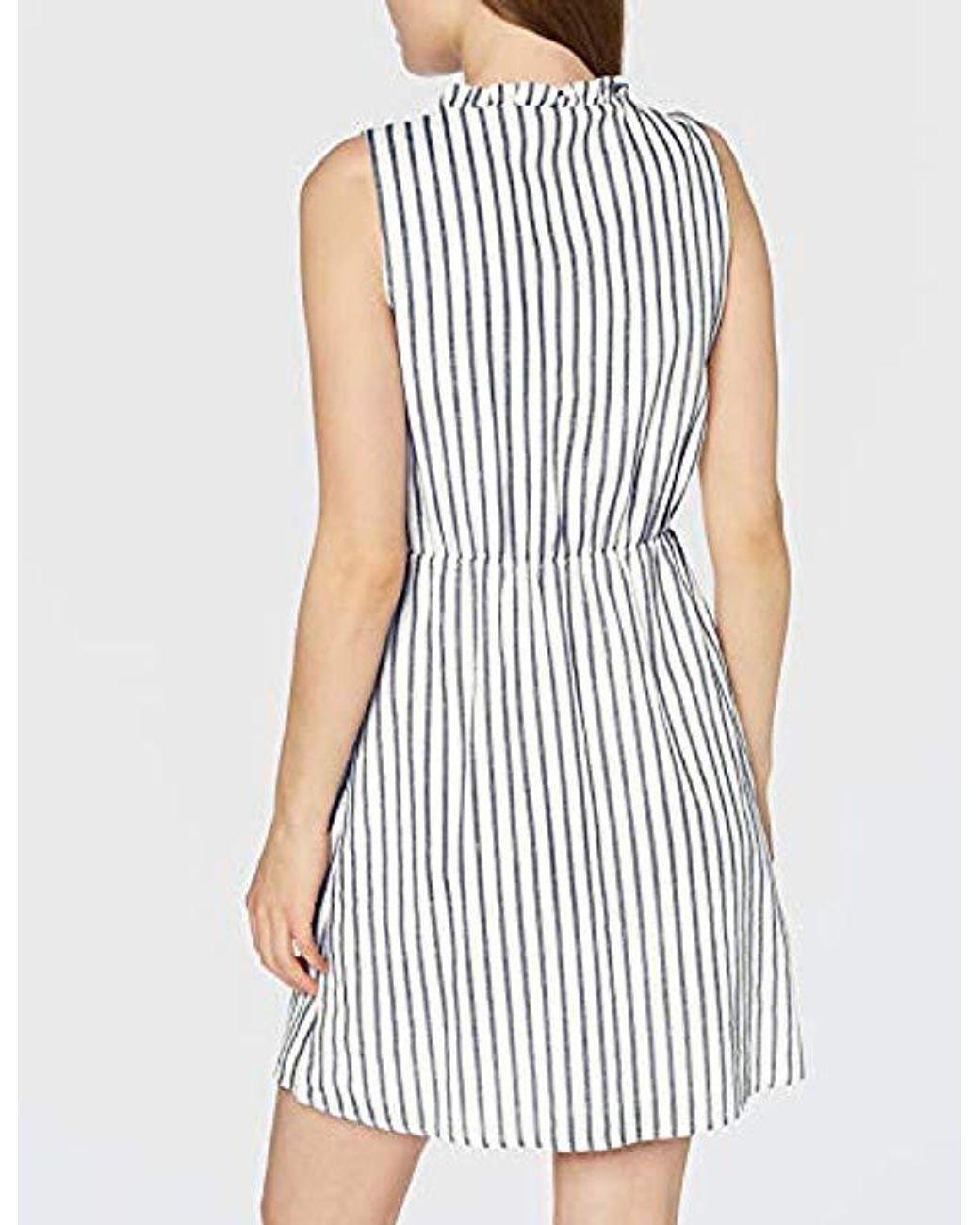 vero moda damen vmenjoy sl wvn top tops, t-shirts & blusen damen