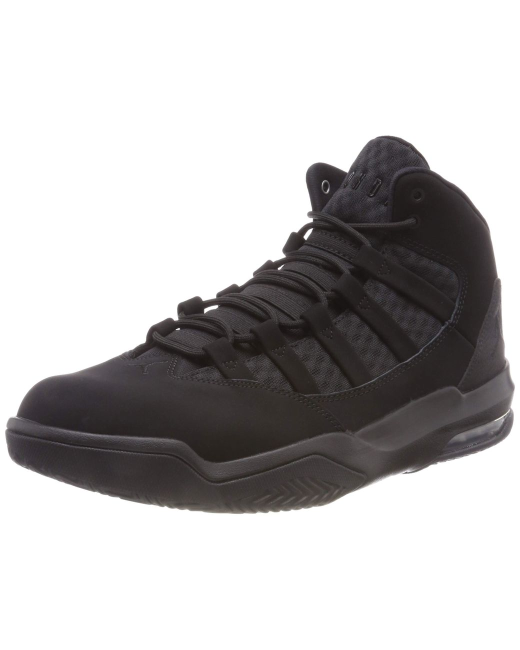 Jordan Max Aura Cuir Nike pour homme en coloris Noir - 35 % de ...