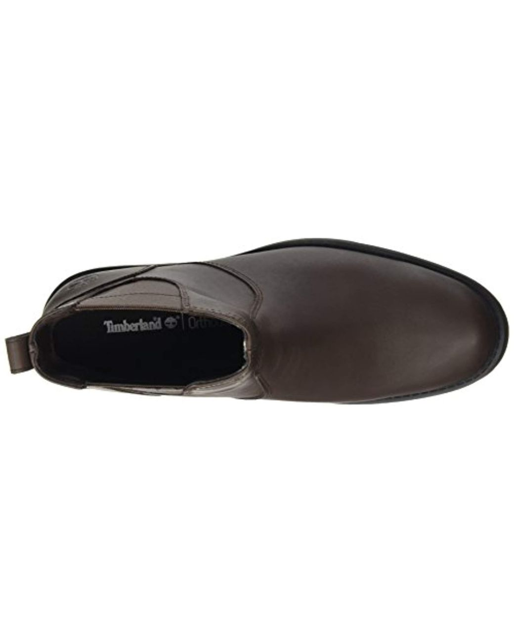 Men's Brown Fitchburg Waterproof Chelsea, Chelsea Boots