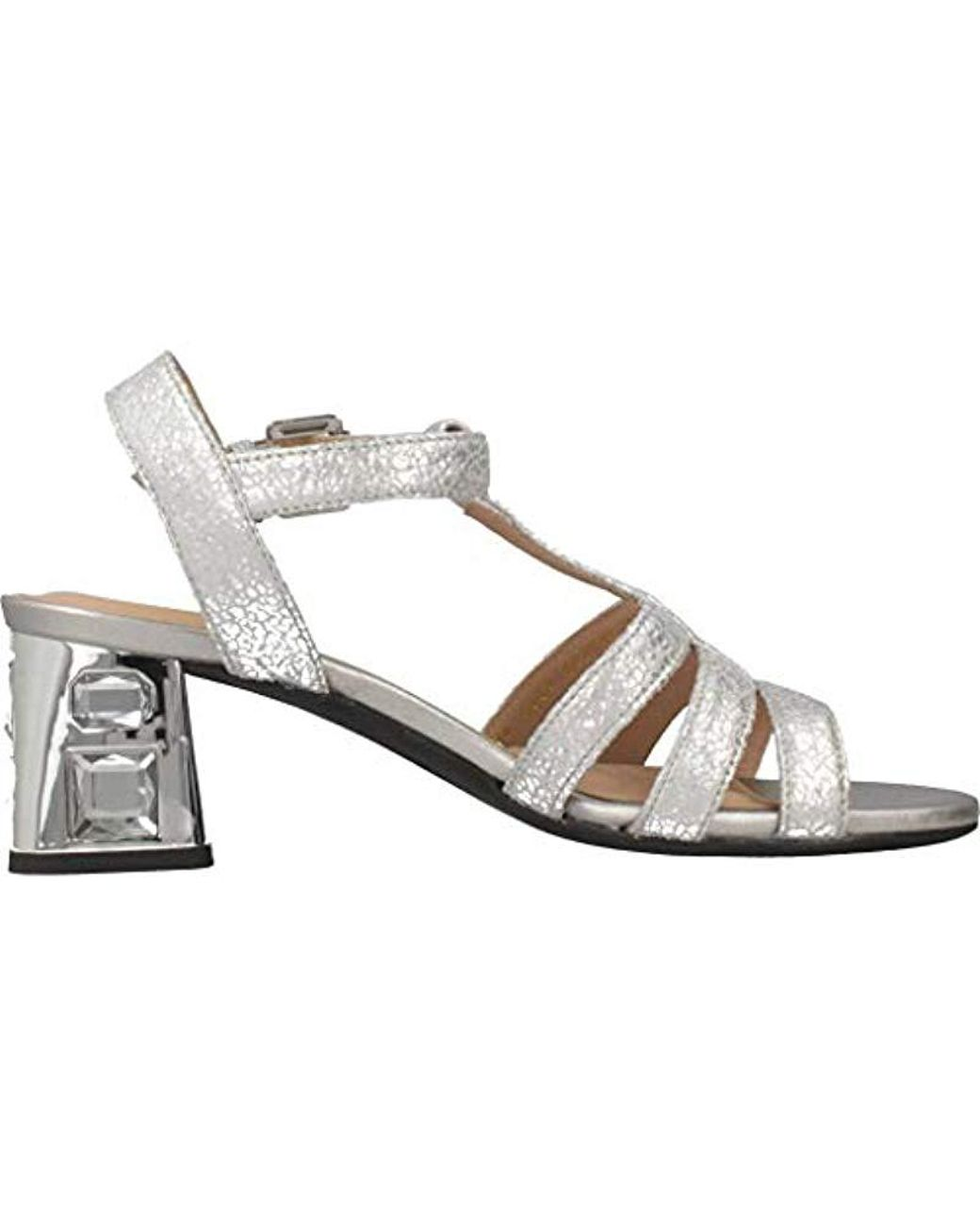 Seyla High Plus Ou Sandal D Geox ABout lcJFTK13