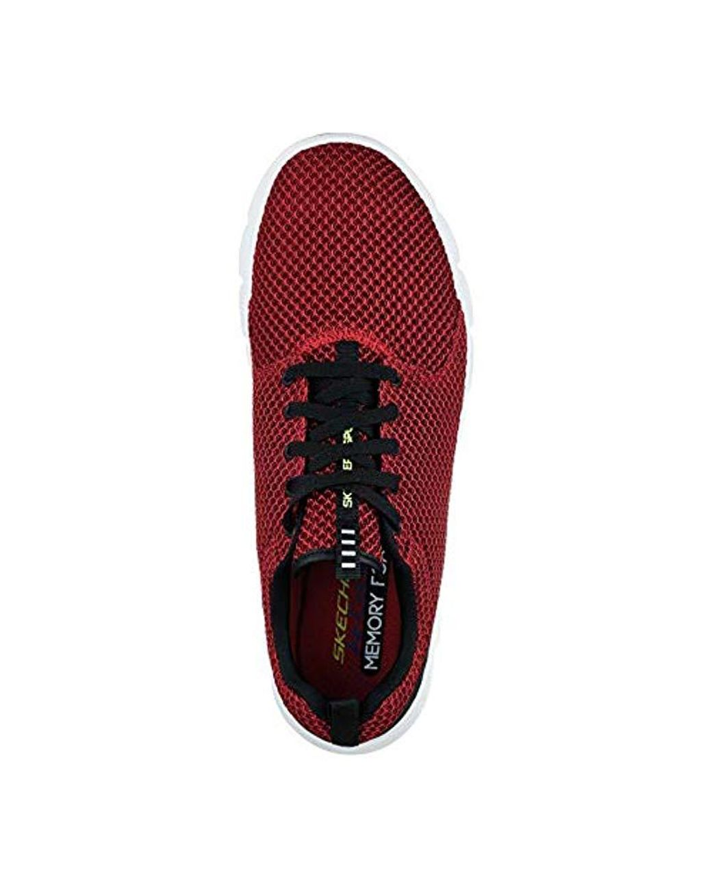 Men's Red 52832 Trainers