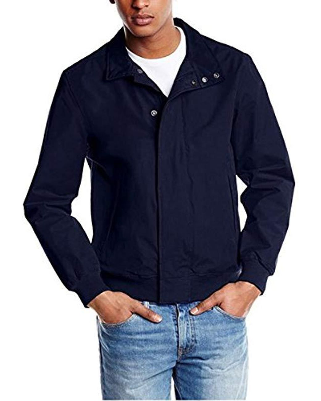 Timberland Cotton Clothing Hv Mount Pierce Bomb Raincoat in