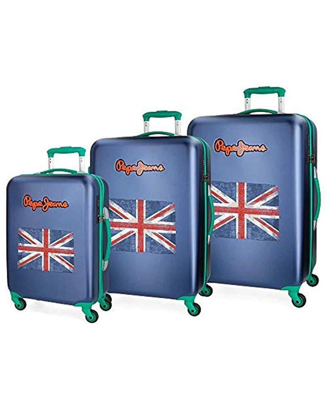 BleuazulHomme Bristol Bagages Centimeters De 204 Set 77 f7gb6y