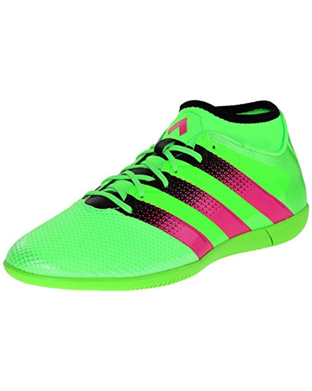 e6724712c adidas Performance Ace 16.3 Primesh Indoor Soccer Shoe,shock Green/shock  Pink/black,6.5 M Us in Green for Men - Lyst