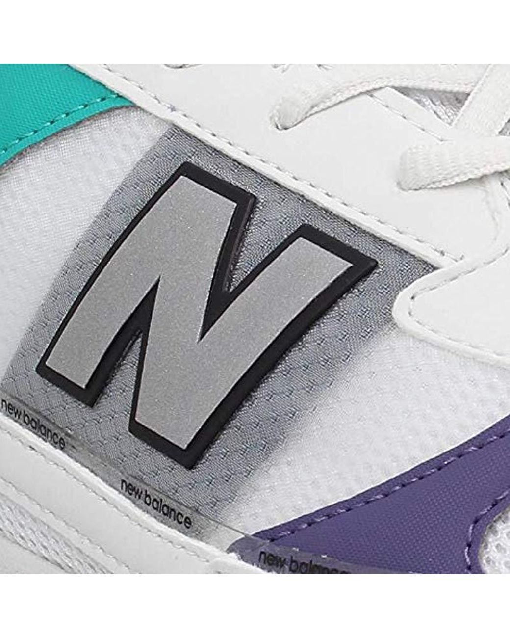 In Men White New Balance D Msxrc Lyst Sneakers For vYgIf76by