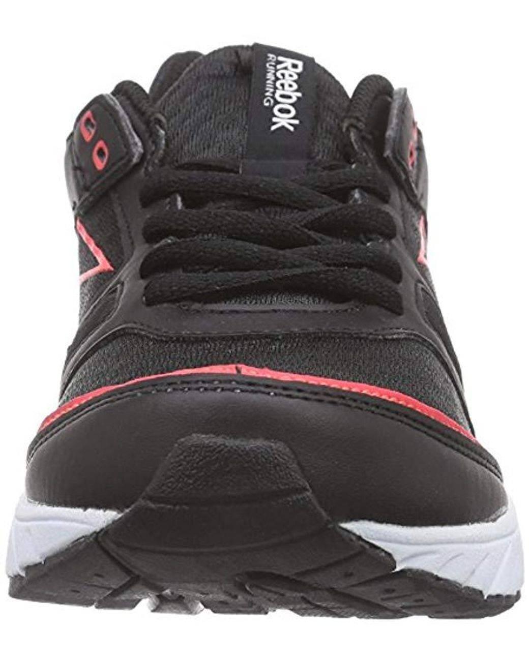 Reebok Synthetic Triplehall 4.0 Running Shoes in Black