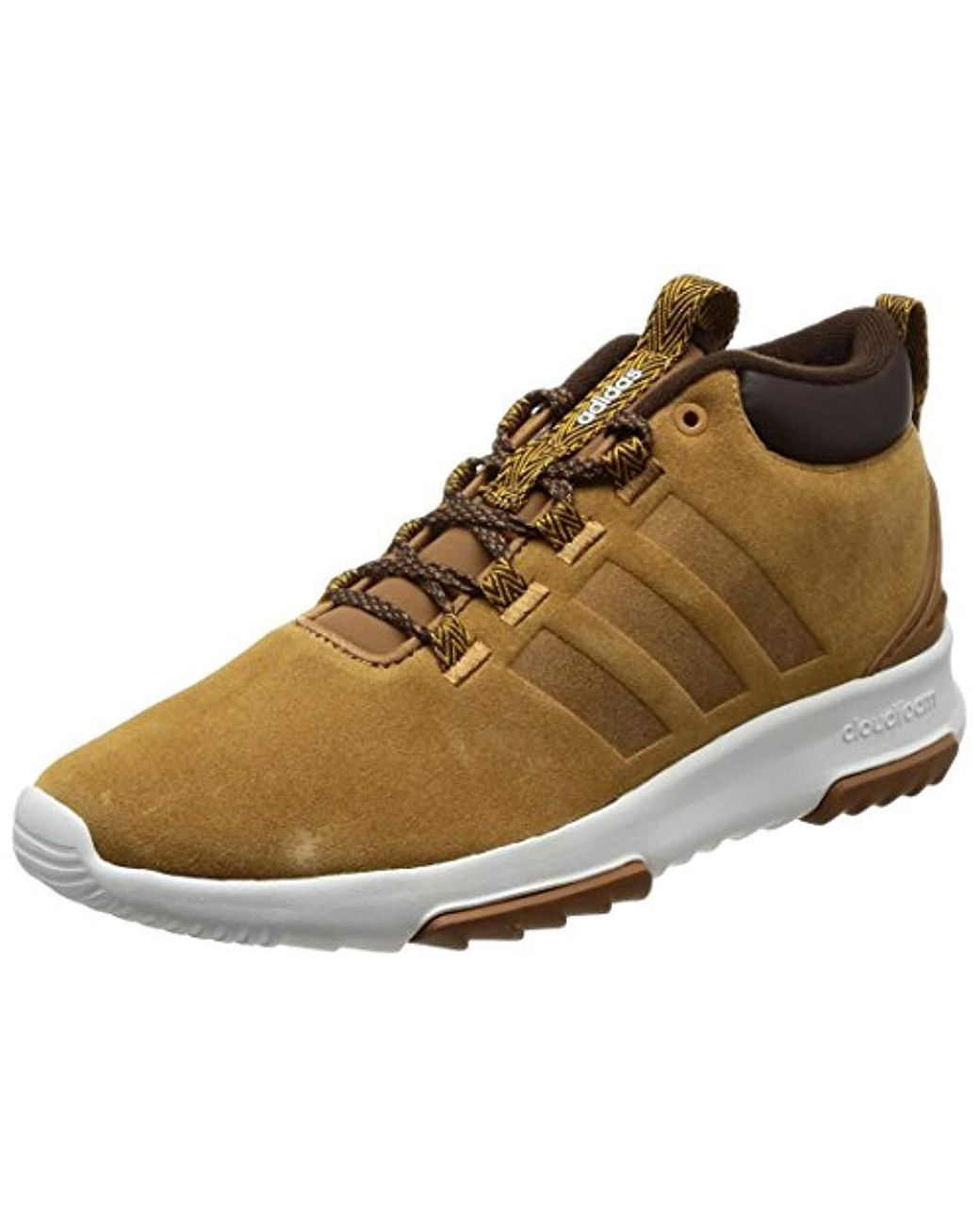 adidas Synthetic Cf Racer Mid Wtr Fitness Shoes in Brown for ...